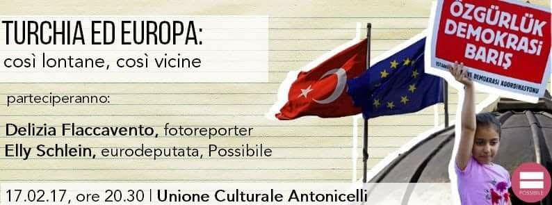 turchia ed europa