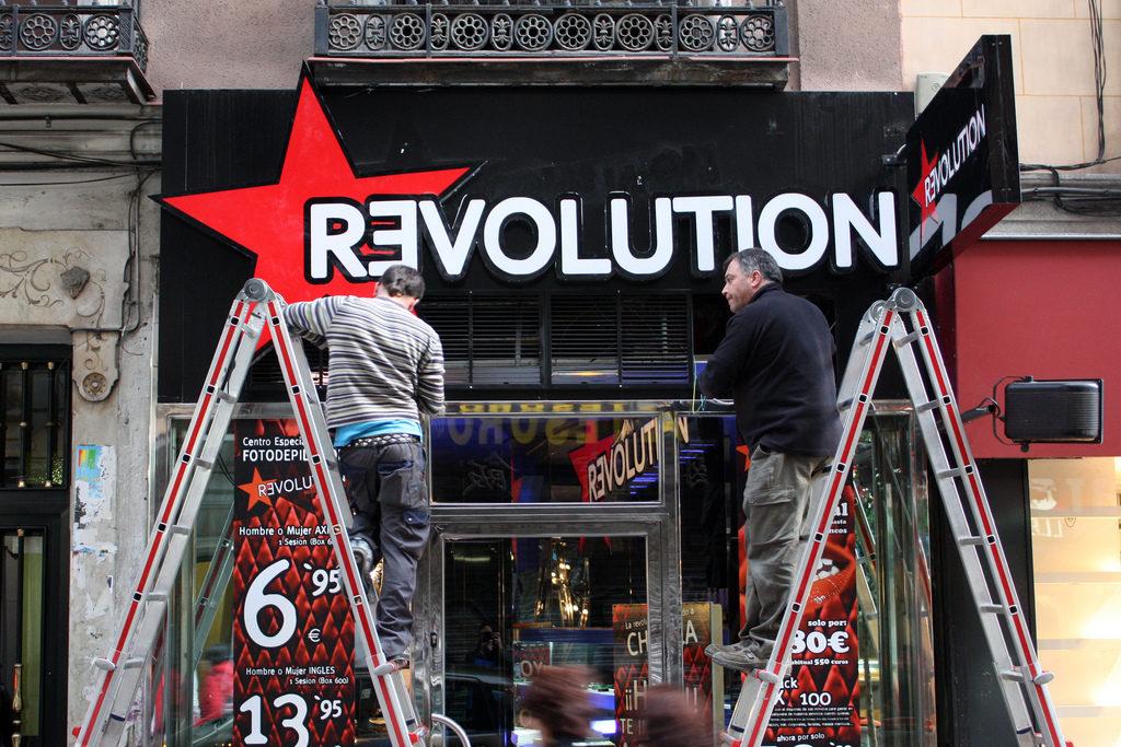 Un anno di rivoluzioni