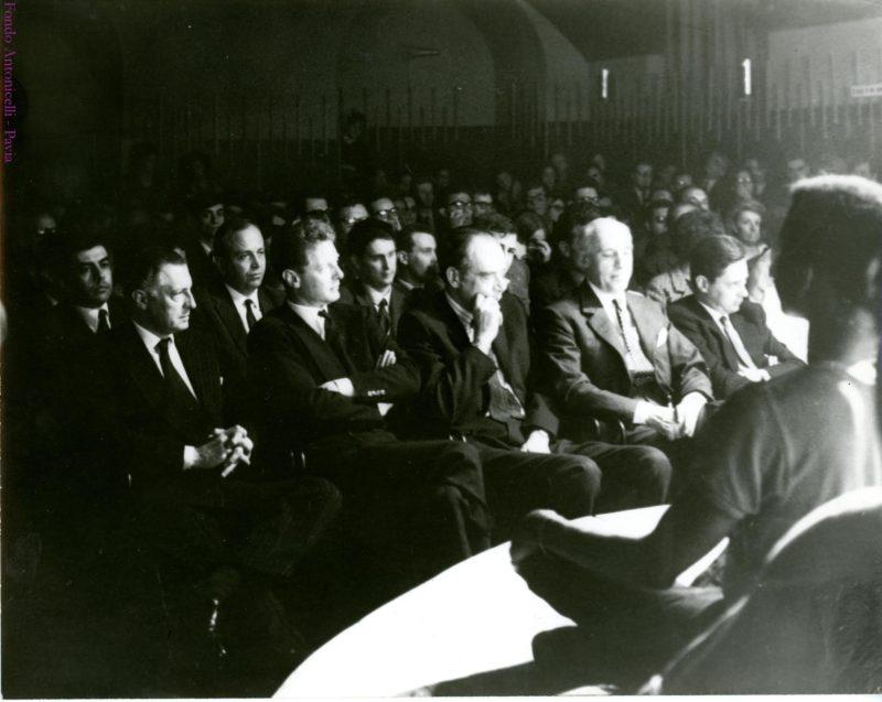 Agnelli e il Living Theatre