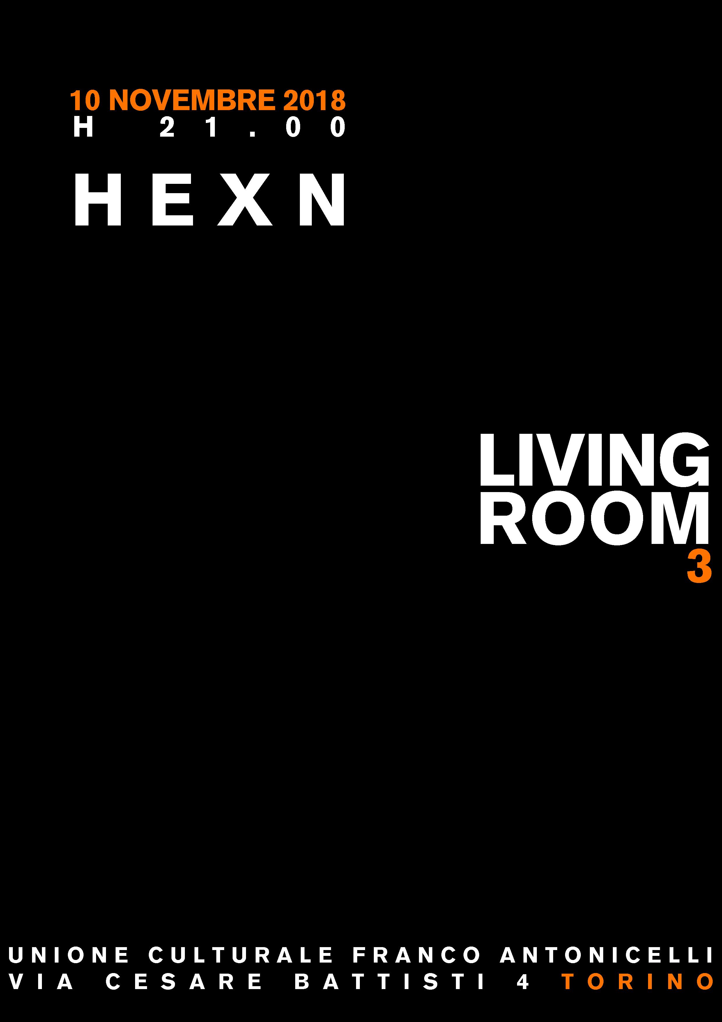 locandina room 3