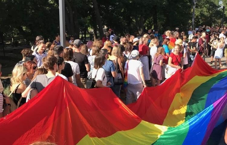 Che Pride a Odessa...