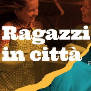 cover Ragazzi in città carré