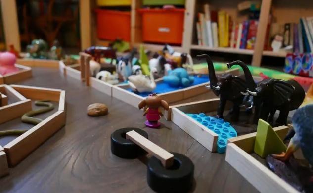 laboratorio di animazione