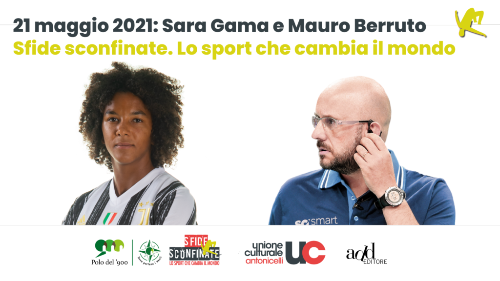 Incontro con Sara Gama e Mauro Berruto